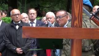 Don Wasyl i cygański zespół Roma na pogrzebie śp.  Ryszarda Ulickiego Koszalin