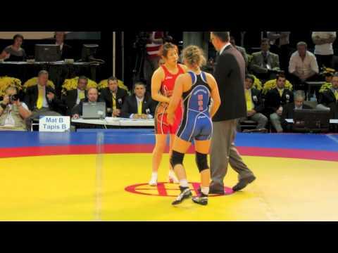 2012 Women's World Championships: 55 kg Final Saori Yoshida (JPN) vs. Helen Maroulis (USA)