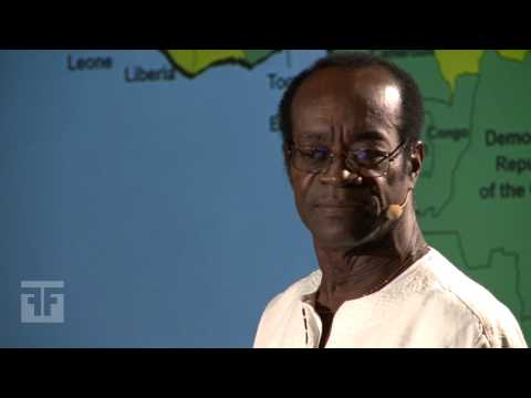 George Ayittey - Africa's Military Scourge