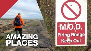 Walking The Most Dangerous Path In Britain
