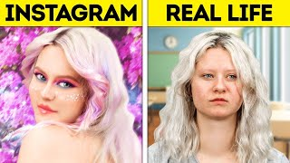 INSTAGRAM VS. REALITY    Testing Viral Internet Hacks To Show You If They Work
