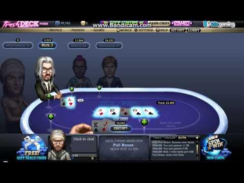 fresh deck poker 1# i like this game!