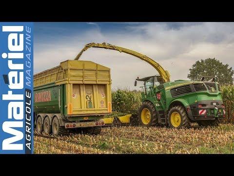 New John Deere 9000i en exclusivité by Matériel Agricole