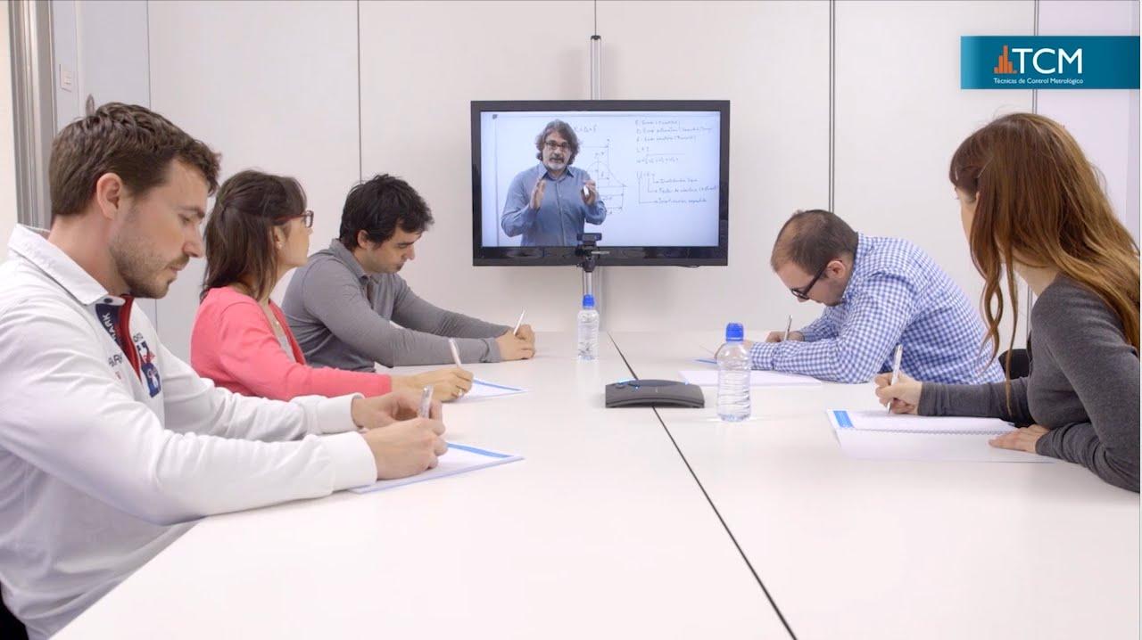 Metrolog a cursos presenciales por videoconferencia tcm for Curso de interiorismo a distancia