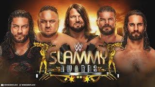Vote on the Slammy Awards! WWE Universe Mode (Season 4)