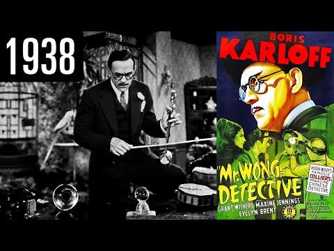 Mr. Wong, Detective - Full Movie - GOOD QUALITY (1938)