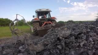 Land reclamation, The Beginning! (Go Pro)