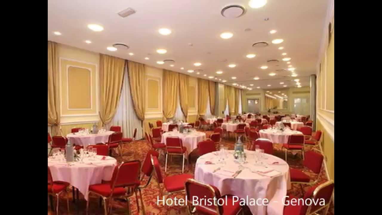 Hotel Bristol Palace Genova