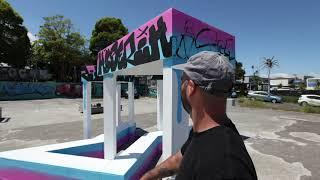 Avondale Pavilion Project: Haser (Stop Motion Clip)