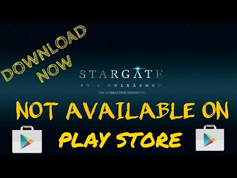 STARGATE SG-1 DOWNLOAD ON ANDROID NOW || BY MY ANDROID PHONE