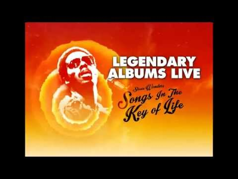 Songs In The Key of Life  Legendary Albums Live