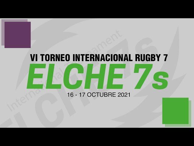 Torneo internacional Rugby7 Elche. Jornada Sabado