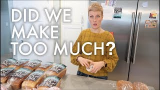 WE SHOULD OPEN A BAKERY! : Adventuring Family of 11