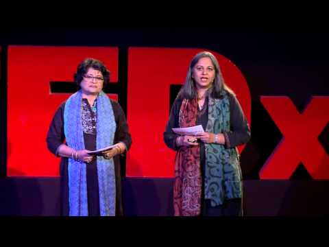 Children are citizens? Are they? | Enakshi Ganguly & Bharti Ali | TEDxWalledCity
