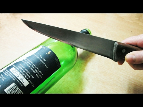 How to drill holes in a glass bottle repeatvid for Best way to drill glass bottle