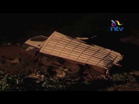 20 die in accident along Kitale - Webuye highway