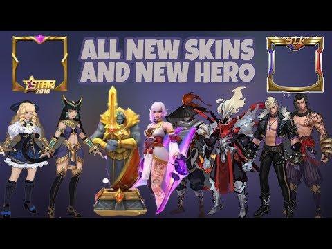 Mobile legends new skin | Mobile legends new hero | New event Mobile legends | Chou new skin