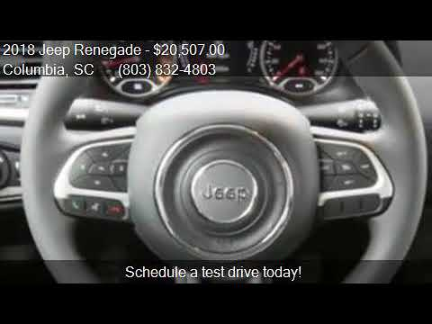 2018 Jeep Renegade  for sale in Columbia, SC 29212 at LOVE C