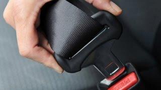 Ремни безопасности, натяжители ремней безопасности.  Как определить исправны ли?
