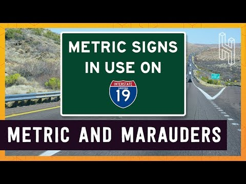 Why One Road in the US Uses Metric (Because of Pirates)