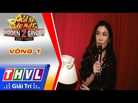 THVL | Ca sĩ giấu mặt 2016 - Tập 10: Uyên Trang | Vòng 1: Chuyện tình không dĩ vãng