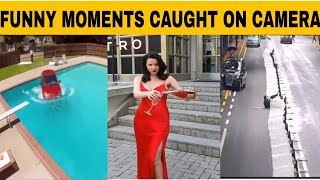 Amusing Minutes Captured on Video Camera|New Funny Video 2021 #funny  | NewsBurrow thumbnail