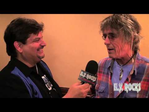 Martin Turner's ''Wishbone Ash'' Interview @ BBKING NYC