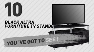 Black Altra Furniture TV Stands // New & Popular 2017
