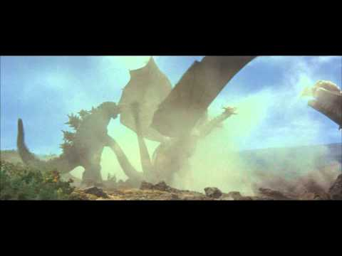 HD - (1964) Godzilla, Rodan, Mothra vs Ghidrah