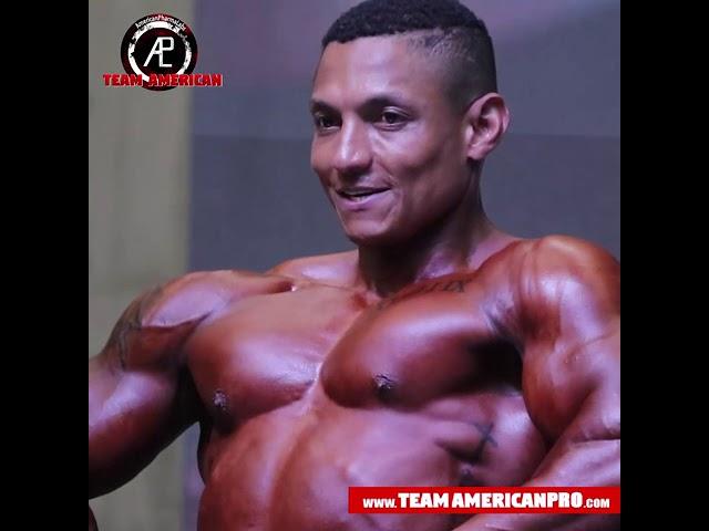 ANGEL PEÑA - CULTURISMO - MR OLYMPIA 2020 - TEAM AMERICAN - www.TeamAmericanPro.com