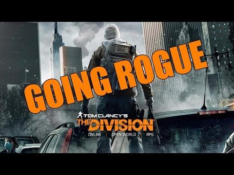 The Division GOING ROGUE IN THE DARK ZONE (Pre Hackers)