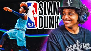 THE NBA 2K21 DUNK CONTEST IS A HIDDEN GEM IN NBA 2K HISTORY