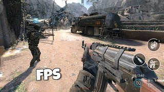 Top 8 Best Online FPS Games For Android 2020!