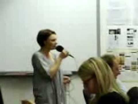 Photography student karaoke 1