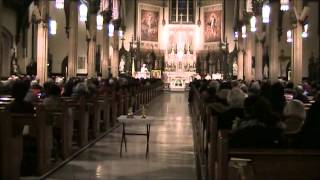Homily Archbishop Terrence - March 18, St. Patrick Basilica