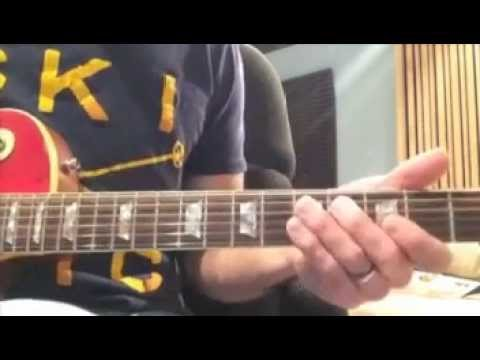 Jimmy Eat Worlds The Middle Guitar Tutorial Youtube
