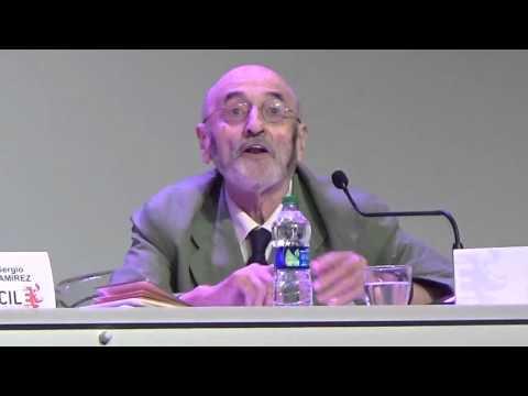 Ponencia de Álvaro Pombo sobre Juan Ramón JIménez y mil cosas más en el CILE