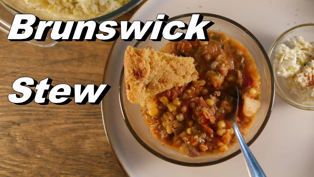 Real Old Fashioned Brunwich Stew