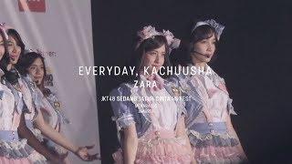 JKT48  - Everyday Kachuusha [Zara Oshicam] at Tadaima Renaichuu HS Fest (300618)