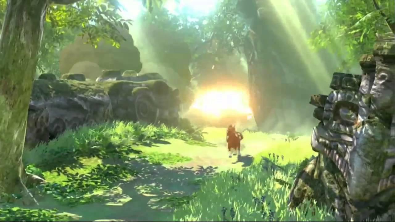 Zelda Hd Wallpaper Zelda Wii U Trailer E3 2014 Legend Of Zelda Gameplay Youtube