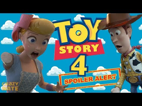 Toy Story 4 Every Thing You Missed