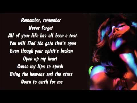 Madonna - Isaac Karaoke / Instrumental with lyrics on screen