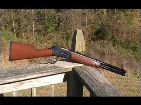 Winchester 94AE 357 magnum Part 2