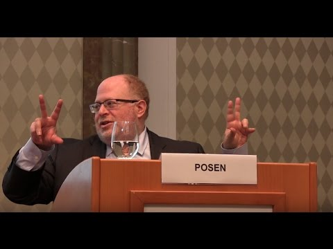 Adam Posen on Europe's future from a US perspective