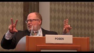 Adam Posen on Europe