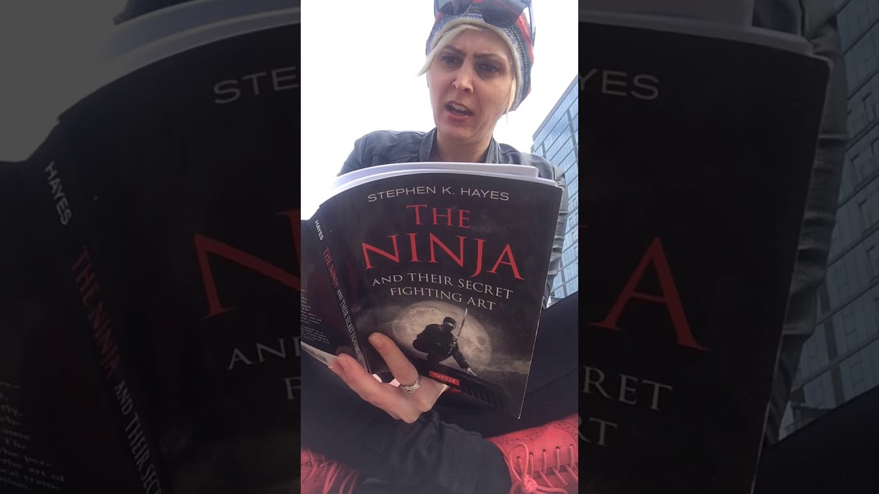 Ninjutsu The Secret Art of the Ninja