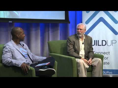 BUILDUP.vc Fireside chat with Steve Blank at Google HQ