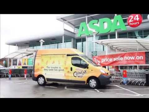 The Lounge Group - Kellogg's Crunchy Nut Supermarket Tour - Experiential campaign