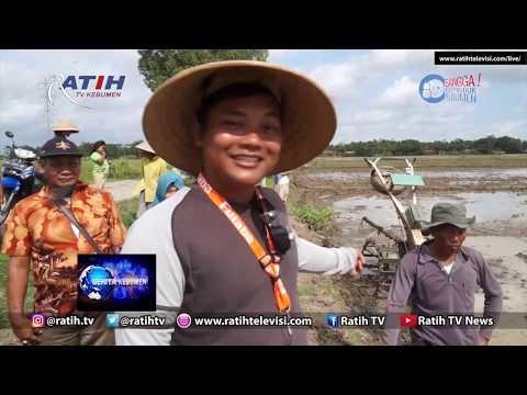 Wahid Hasyim, Pembuat Traktor Remote Control - Ratih TV Kebumen