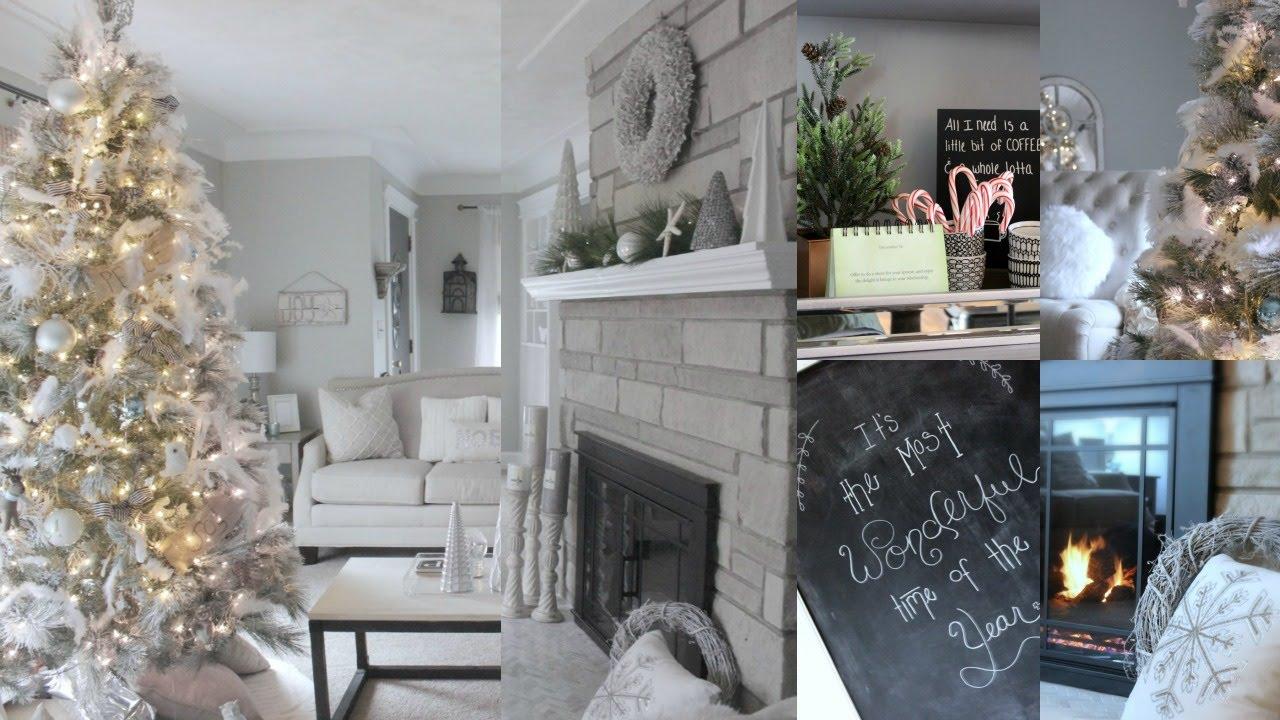holiday home decor tour - Holiday Home Decor